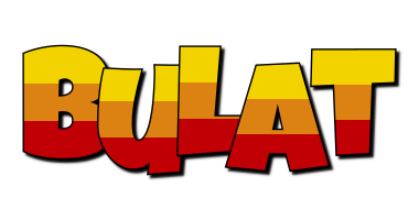 Bulat jungle logo