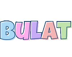 Bulat pastel logo