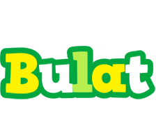 Bulat soccer logo