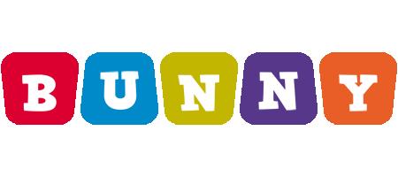 Bunny daycare logo