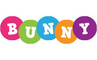 Bunny friends logo