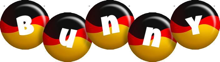 Bunny german logo