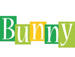 Bunny lemonade logo