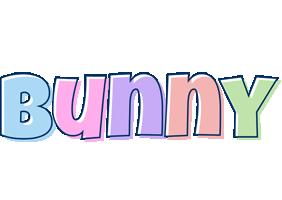 Bunny pastel logo