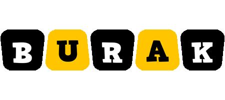 Burak boots logo