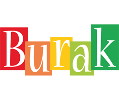 Burak colors logo