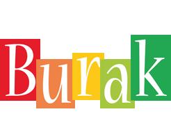 Burak colors logo