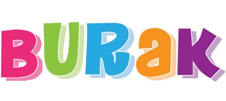 Burak friday logo
