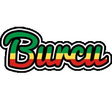 Burcu african logo