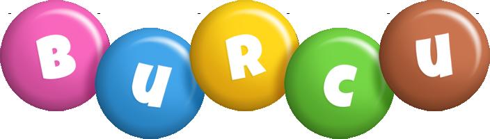 Burcu candy logo