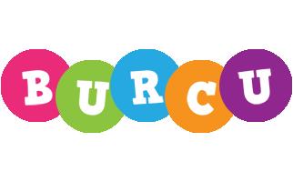 Burcu friends logo