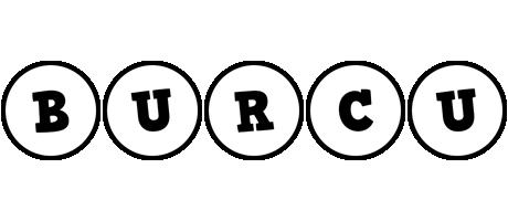 Burcu handy logo