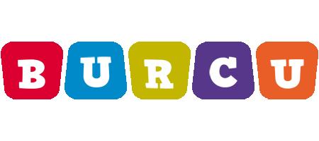 Burcu kiddo logo