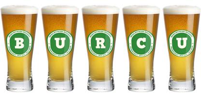 Burcu lager logo