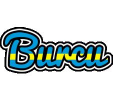 Burcu sweden logo
