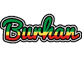 Burhan african logo