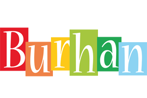 Burhan colors logo