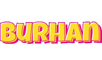 Burhan kaboom logo