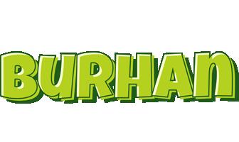 Burhan summer logo