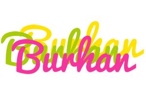 Burhan sweets logo