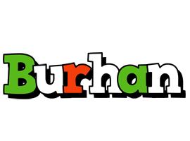 Burhan venezia logo