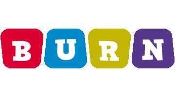 Burn daycare logo