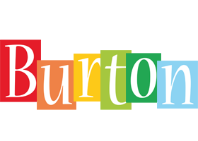 Burton colors logo