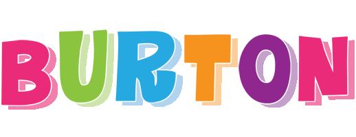 Burton friday logo