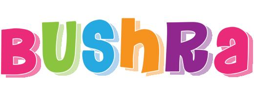 Bushra friday logo