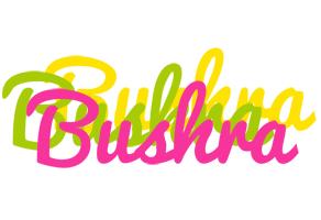 Bushra sweets logo