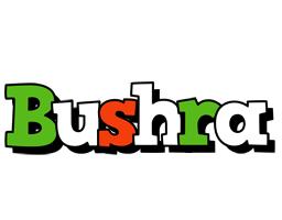 Bushra venezia logo