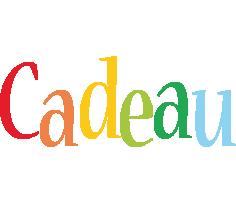 Cadeau birthday logo