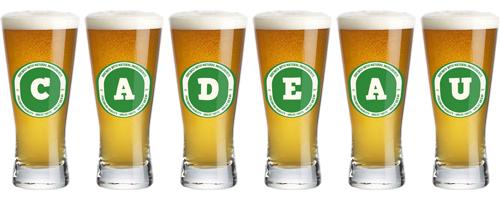 Cadeau lager logo