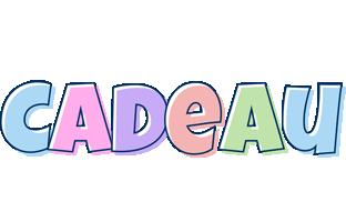 Cadeau pastel logo