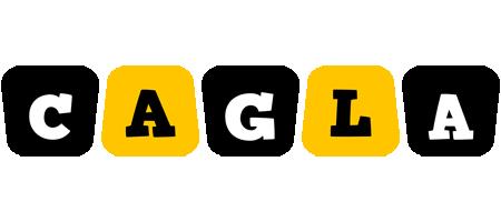 Cagla boots logo