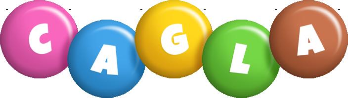 Cagla candy logo