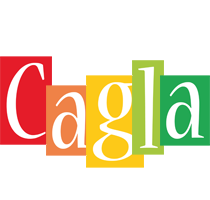 Cagla colors logo