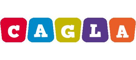 Cagla daycare logo