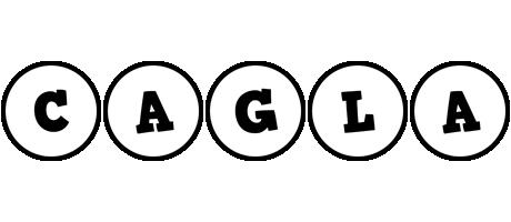 Cagla handy logo