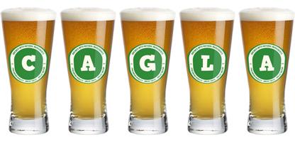 Cagla lager logo