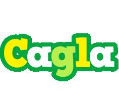 Cagla soccer logo