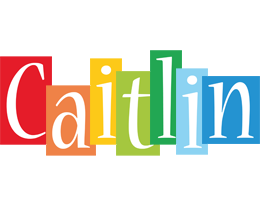 Caitlin colors logo