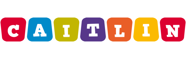 Caitlin daycare logo