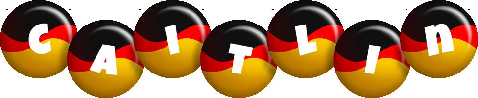 Caitlin german logo