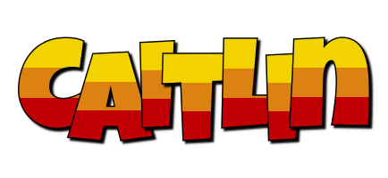 Caitlin jungle logo