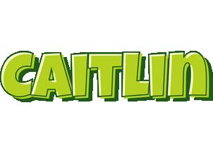 Caitlin summer logo