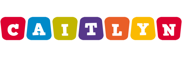 Caitlyn daycare logo