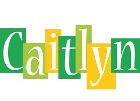 Caitlyn lemonade logo