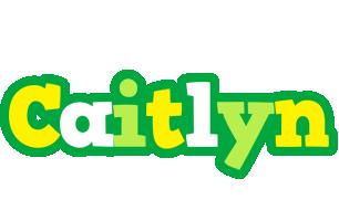 Caitlyn soccer logo