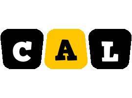 Cal boots logo
